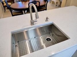 11. Kitchen in condo at 8450 Kingbird Loop
