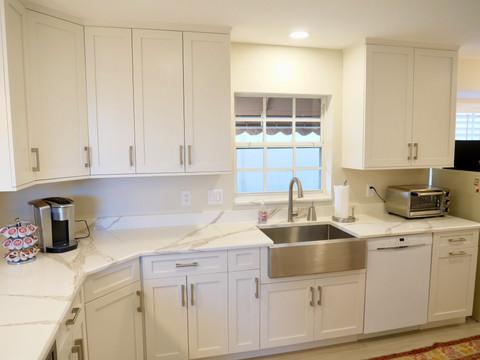 03. Kitchen remodel on Quail Crown Dr.