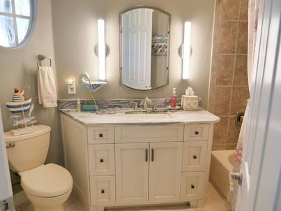 13. Bathroom remodel on Pelican's Nest Dr