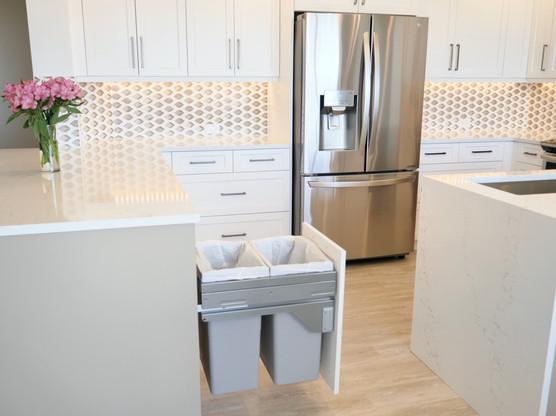 7. Kitchen in condo at 4761 West Bay Blvd