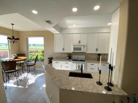 12. Kitchen Remodel on Sandy Creek Terrace, Bonita Springs