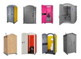 Porta-potties for sale in Florida and Ce