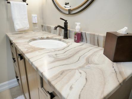 21. Master bathroom on Sara Ceno Dr. Estero, FL 33928
