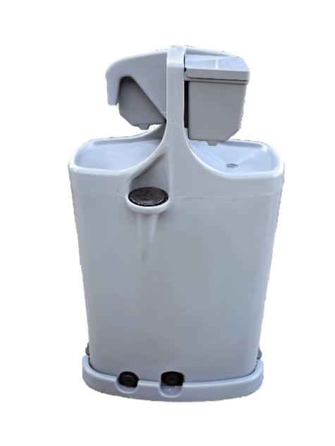 Draagbaar handwasstation