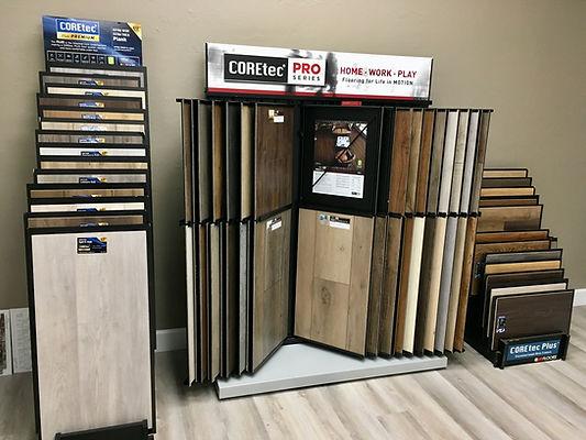 CORETec flooring pro series
