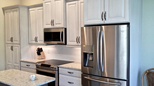 A2. Kitchen remodel on Montara Dr, Bonita Springs, FL 34134