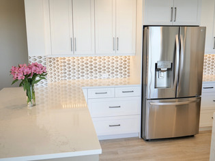 3. Kitchen in condo at 4761 West Bay Blvd