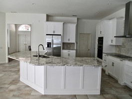 4. Kitchen remodel on Wax Myrtle Dr