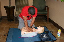 CPR Training Day