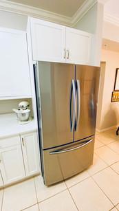 19. Kitchen in condo at 8450 Kingbird Loop