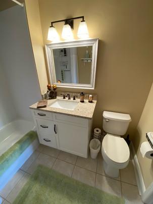 3. Bathroom Remodel #1 on Sandy Creek Terrace, Bonita Springs