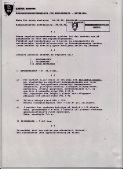 Bevaringsplanen 1991 - s 1 hele