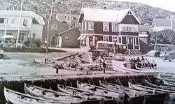 Nevlunghavn på 30-tallet