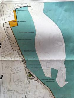 Kommunenes planer. Amfi og Treddekke langs bryggene