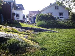 Svabergene , vakre og vernet i Nevlunghavn.