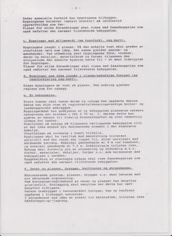 Bevaringsplanen fra 1991 - s 3