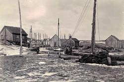 Gamle Nevlunghavn steinsatt