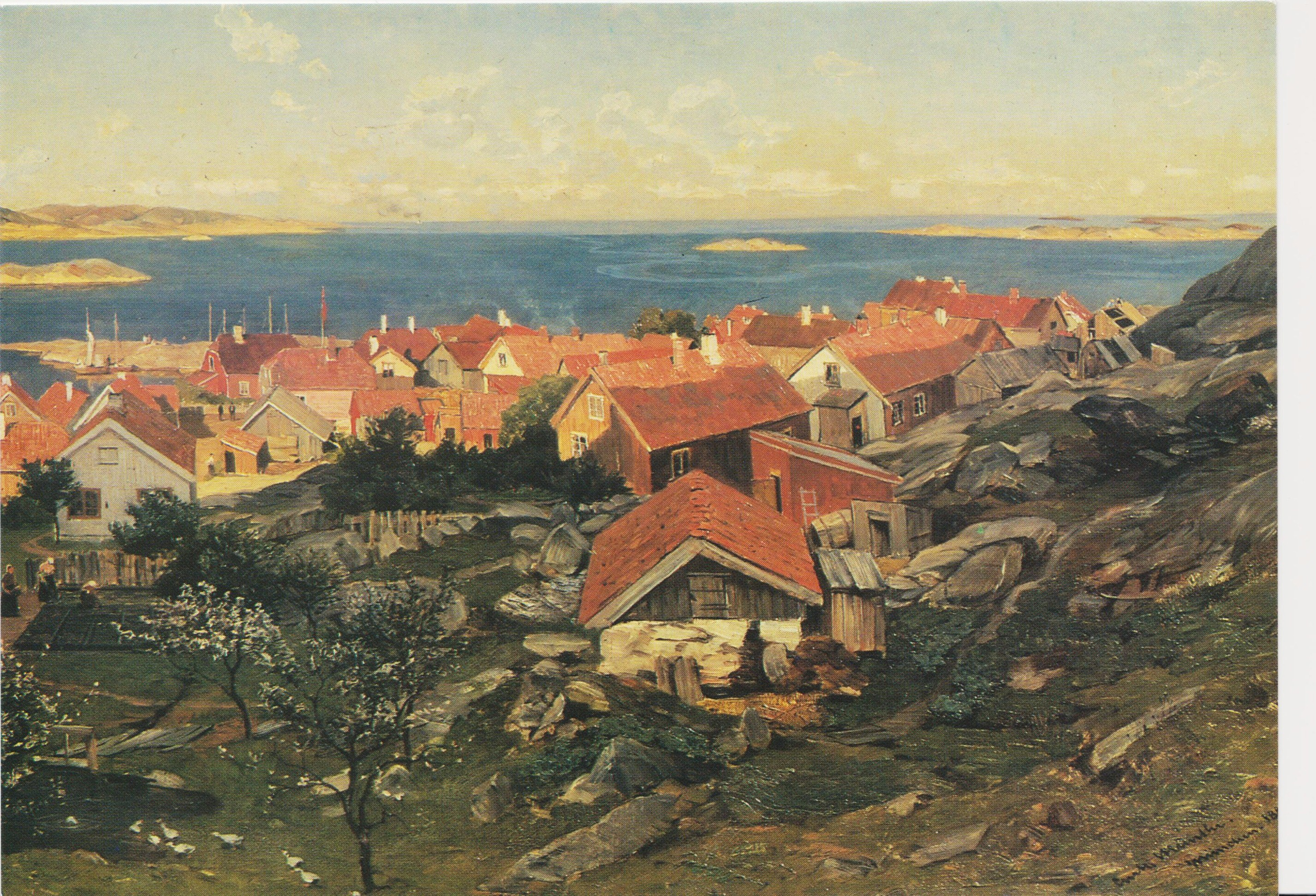 Nevlunghavn, Gerhardt Munthe