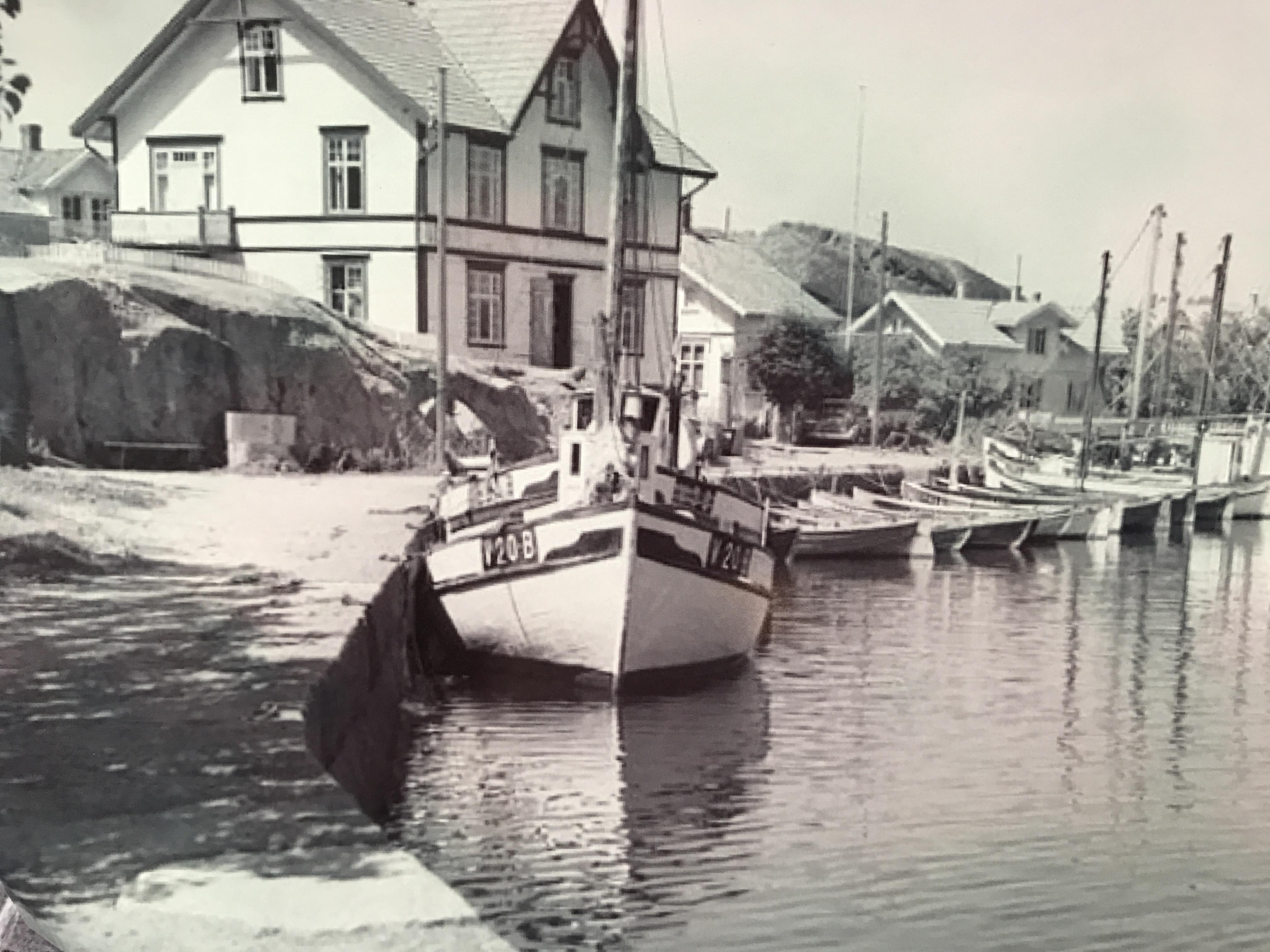 Nevlunghavn indre havn