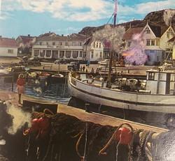 Nevlunghavn på 60 tallet