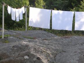 Klesvask til tørk