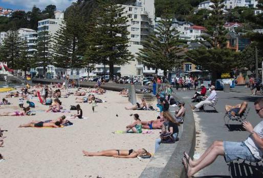 New Zealand now has world's highest rate of melanoma skin cancer