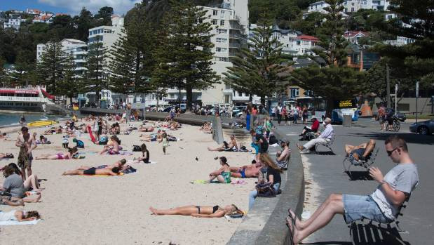 New Zealand now has world's highest rate of melanoma skin cancer