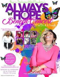 Always Hope Benefit Concert 2019 - Made