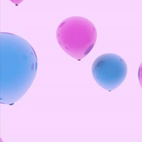 Balloon joie joy lightness légèreté Aude Lechrist