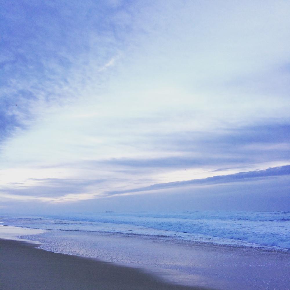 Mastery ocean atlantique ciel coucher de soleil aude elchrist amour paix lumière