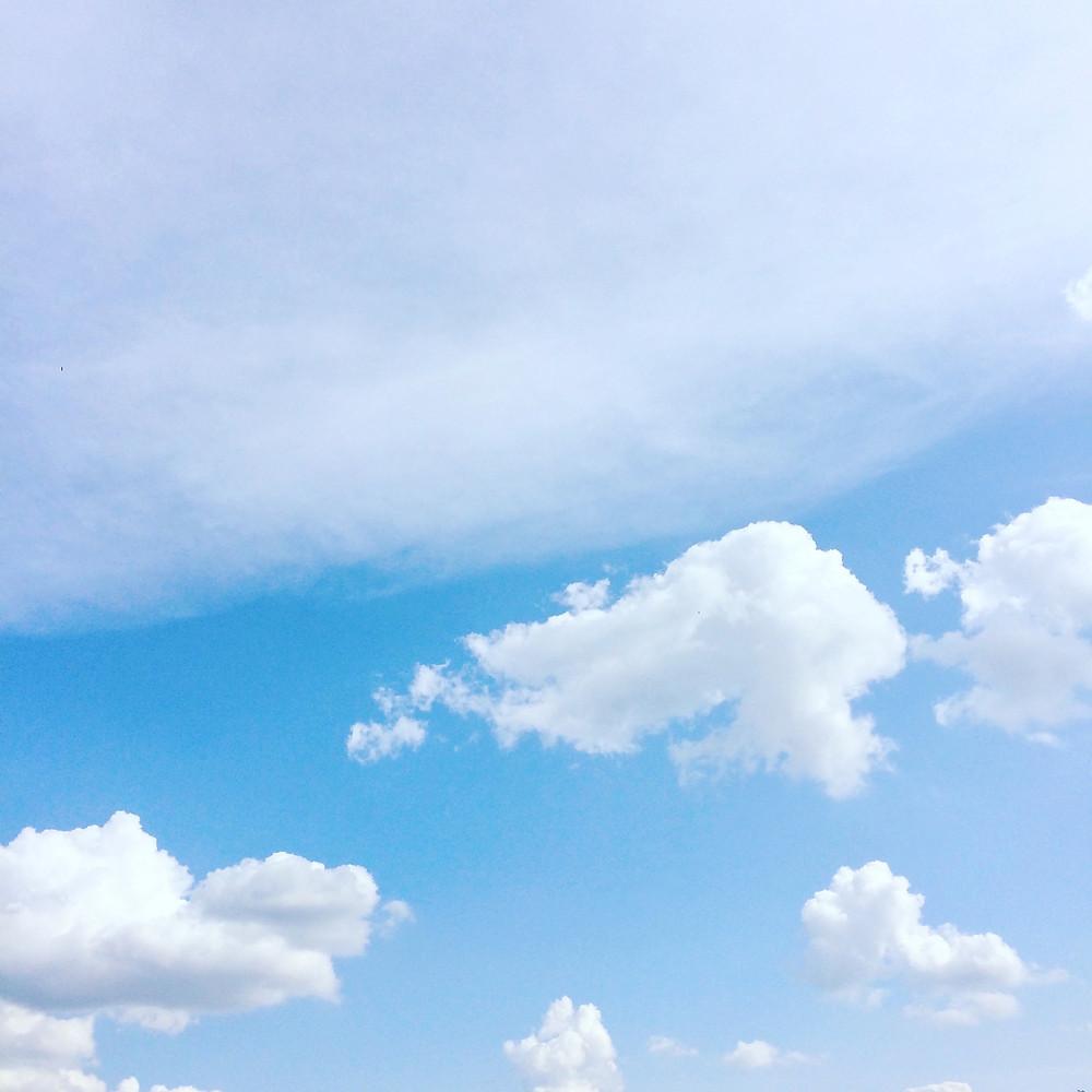 ciel bleu, blue sky energies fluidité souveraineté 2018