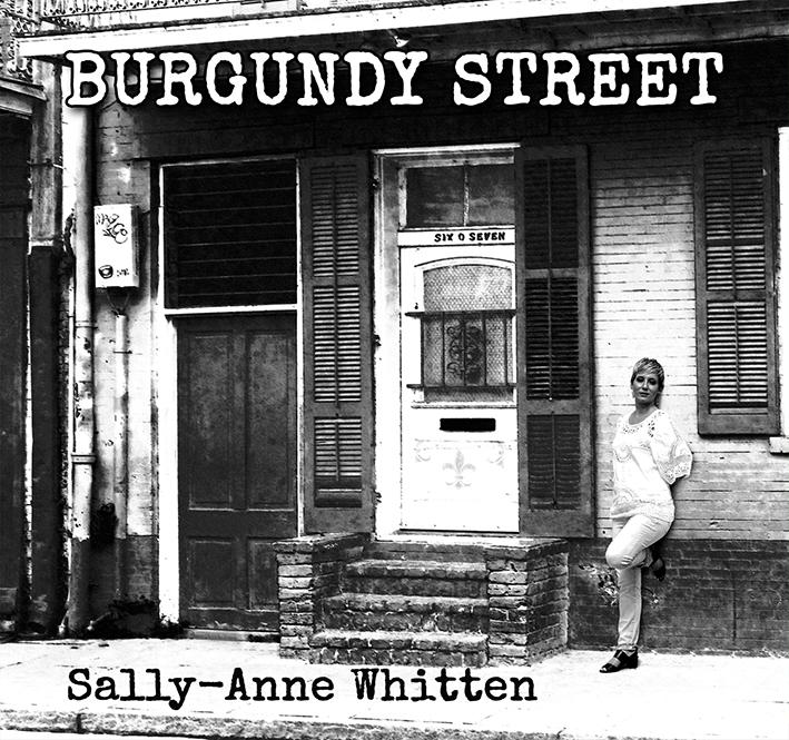 Burgundy Street Album Cover