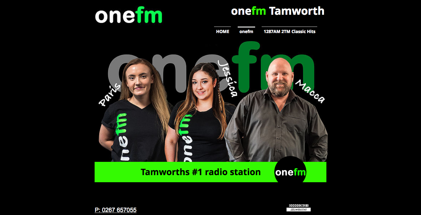 onefm Tamworth