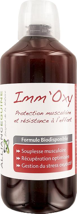 Imm'Oxy Protection musculaire & Résistance à l'effort
