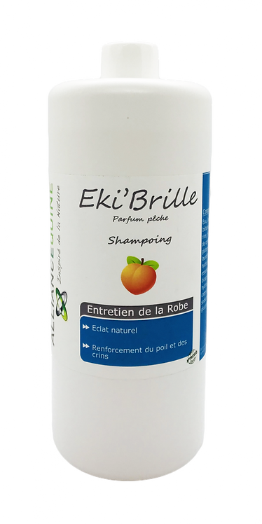 Eki'Brille Shampoing Pêche
