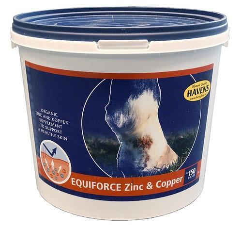 Equiforce Cuivre & Zinc