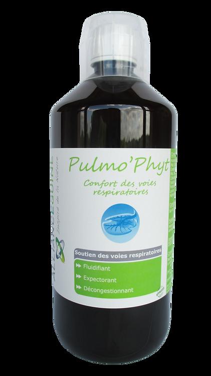 Pulmo'Phyt Soutient des voies respiratoires