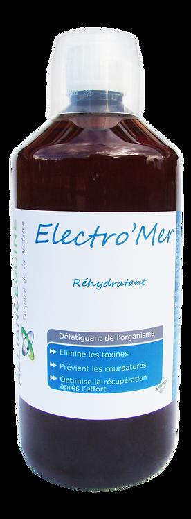 Electro'Mer Récupération & Courbatures musculaires