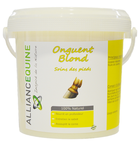 Onguent Blond