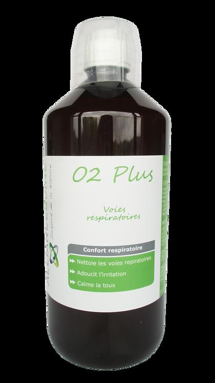 O2 Plus Confort des voies respiratoires