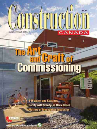 Fifth Town Featured on Cover of Construction Canada Magazine