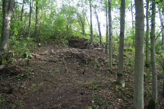 "Construction of Chuckery Hill ""Bunky"" by Lapointe Team begins"