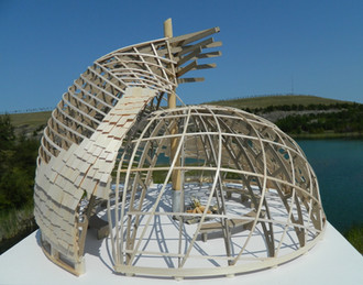 Lapointe Architects Completes Design of Fire Arbour