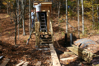 Lapointe Team builds Outhouse