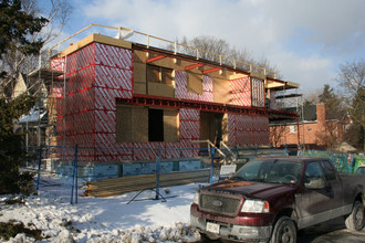 Blythdale House Progresses on Schedule