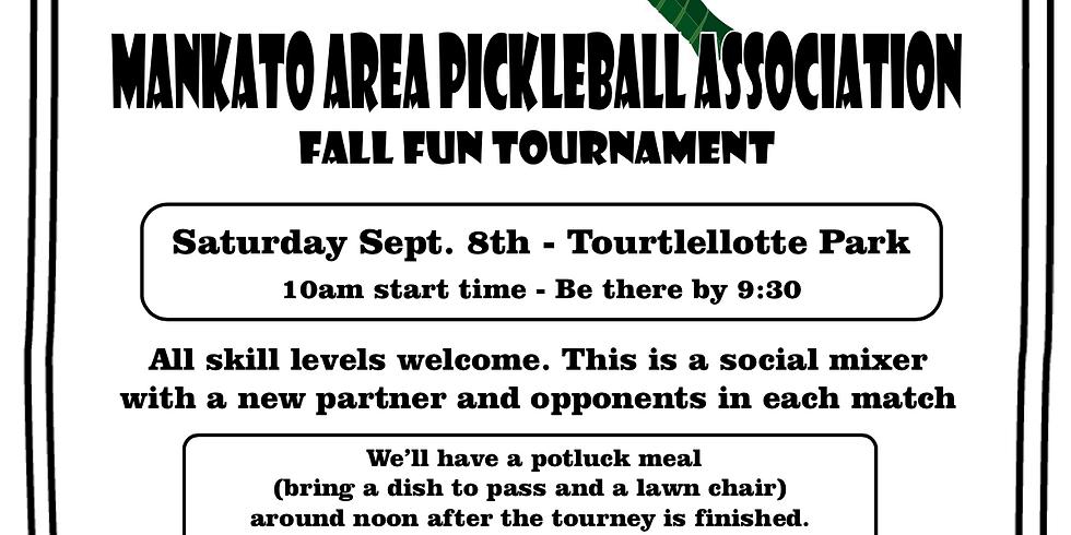 Fun Tournament & Pot Luck - RSVP to kyle.pickleball@gmail.com