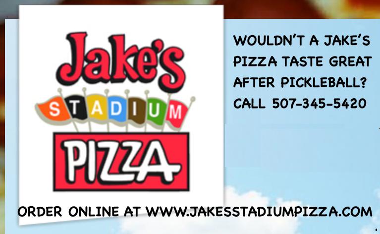 Jake Stadium Pizza