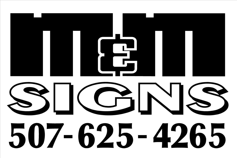M&M Signs