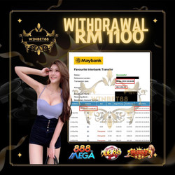 WITHDRAWL RM1100