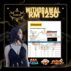 WITHDRAWL RM1250
